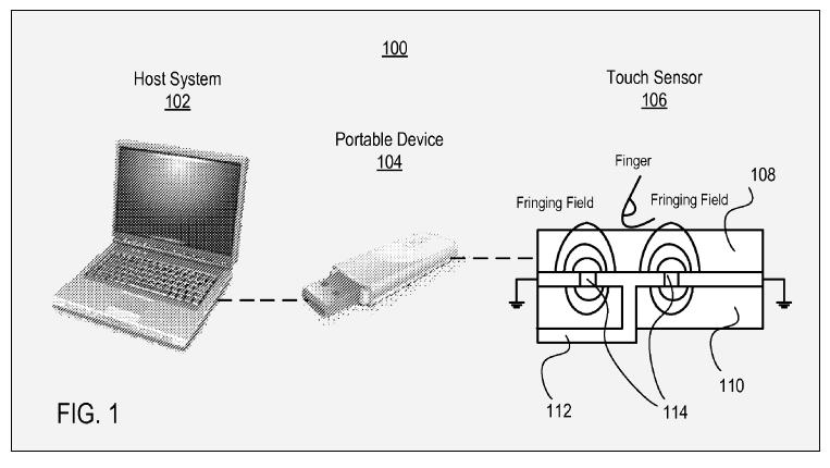 Ipod rejection system one touch fig 1