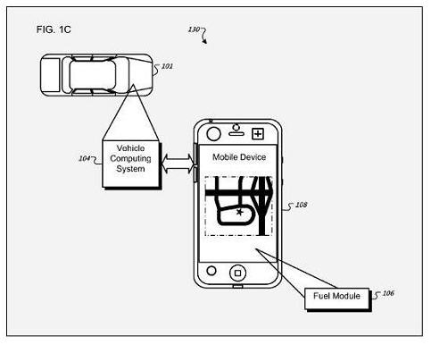 After Introducing the iPhone 3G-S – a New Patent Points to What's Next