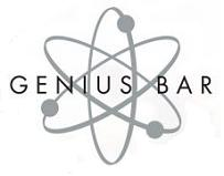Genius Bar - SMALLER LOGO TRADEMARK