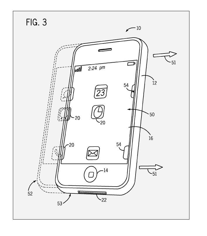 Motion Compensation for Screens Patent - fig 3 full size