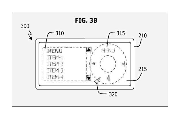 Stunning Nano-Phone Surfaces in Patent - patent fig 3b July 2009