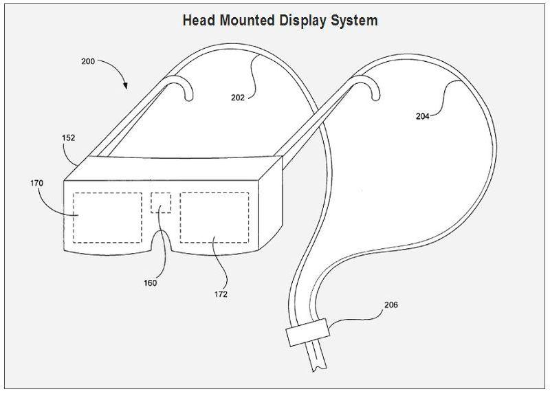 HEAD DISPLAY SYSTEM #1, fig 8