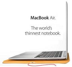 MACBOOK AIR - SMALLEST IMAGE - Image, Apple Inc