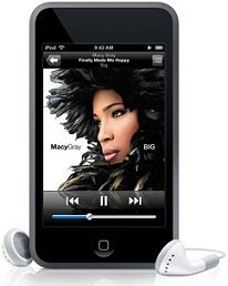 IPOD TOUCH SMALLER