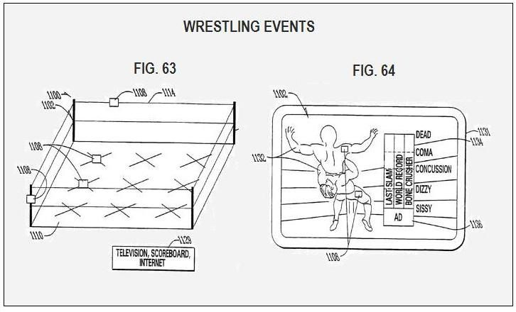 WRESTLING EVENTS