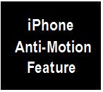 IPHONE ANTI-MOTION - ICON