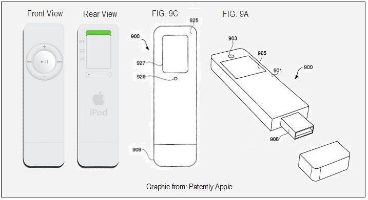 First Gen iPod Shuffle, USBA