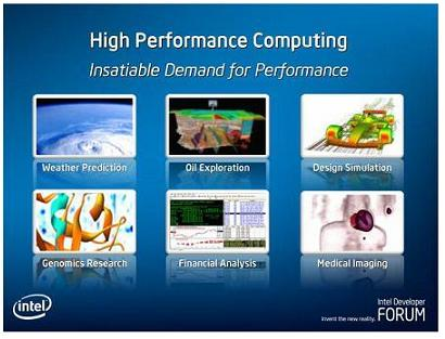 3 - INTEL HIGH PERFORMANCE